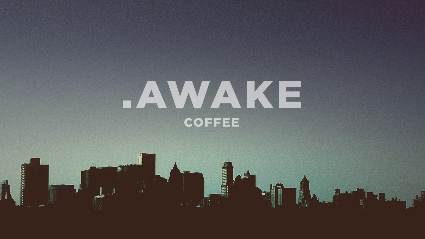 Awake coffee